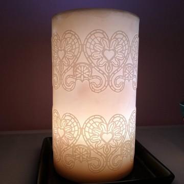 lanterna cuori