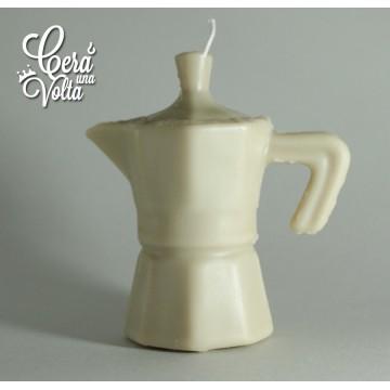 caffettiera - cera di soia fango