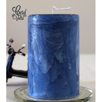 blu marmorizzata