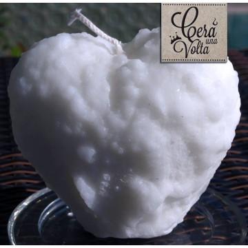 cuore di neve